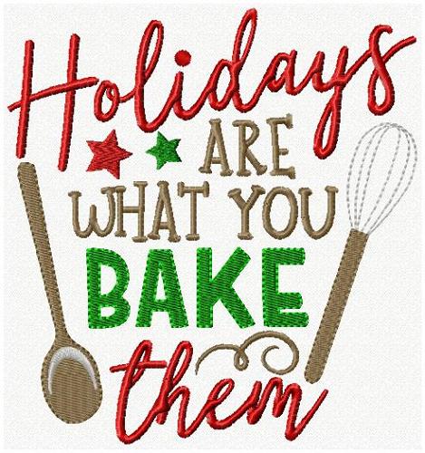Christmas Baking IV