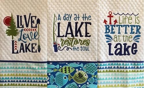 LakeLoveTrio