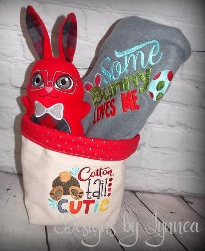 LynneaBennett-EasterBasket